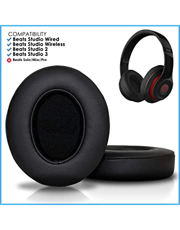 3330d0ef029 Wicked Cushions Upgraded Beats Replacement Ear Pads - Compatible with  Studio Wired B0500 / Wireless B0501