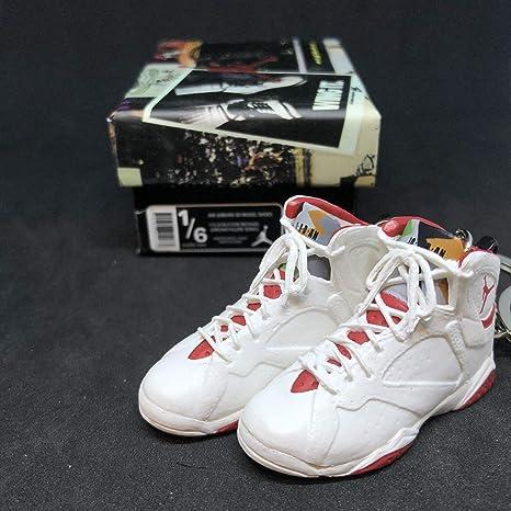 sports shoes 082eb 1e22e Amazon.com: Pair Air Jordan VII 7 Retro Hare Bugs Bunny OG ...