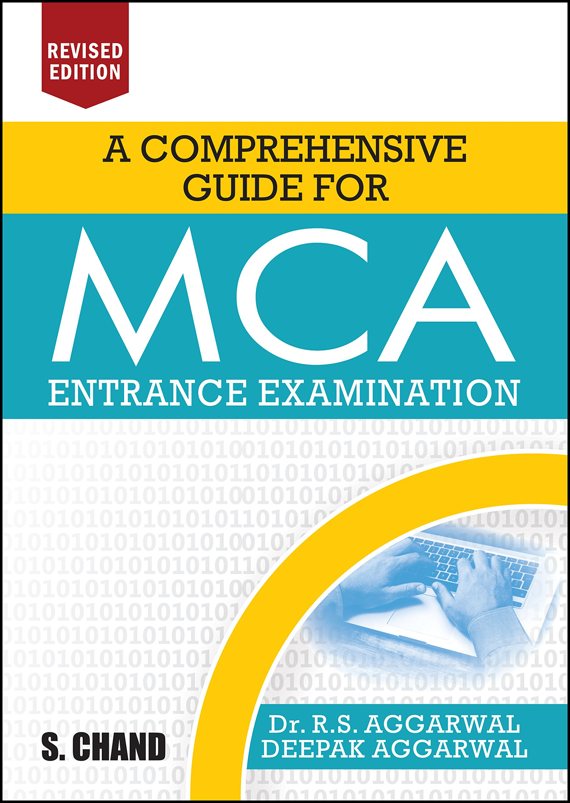 Image result for A Comprehensive Guide for MCA Exam by R S Agarwal, Deepak Agarwal