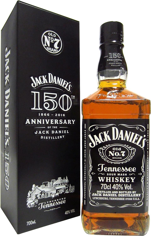 Jack Daniel's 150th Anniversary Whiskey 1