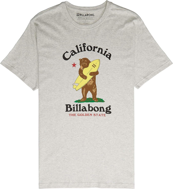 BILLABONG Camiseta Hombre: Amazon.es: Ropa y accesorios