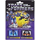 Transformers: Vintage G1 Cassette 2-Pack Decepticons Frenzy and Laserbeak Collectible Figures