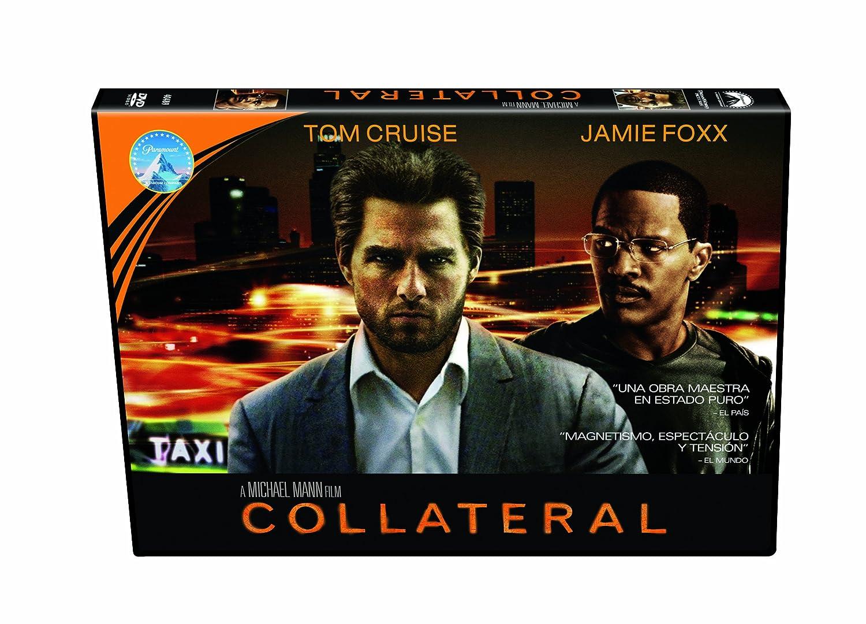 Collateral (Ed. Horizontal) [DVD]: Amazon.es: Tom Cruise, Jamie Foxx, Michael Mann: Cine y Series TV