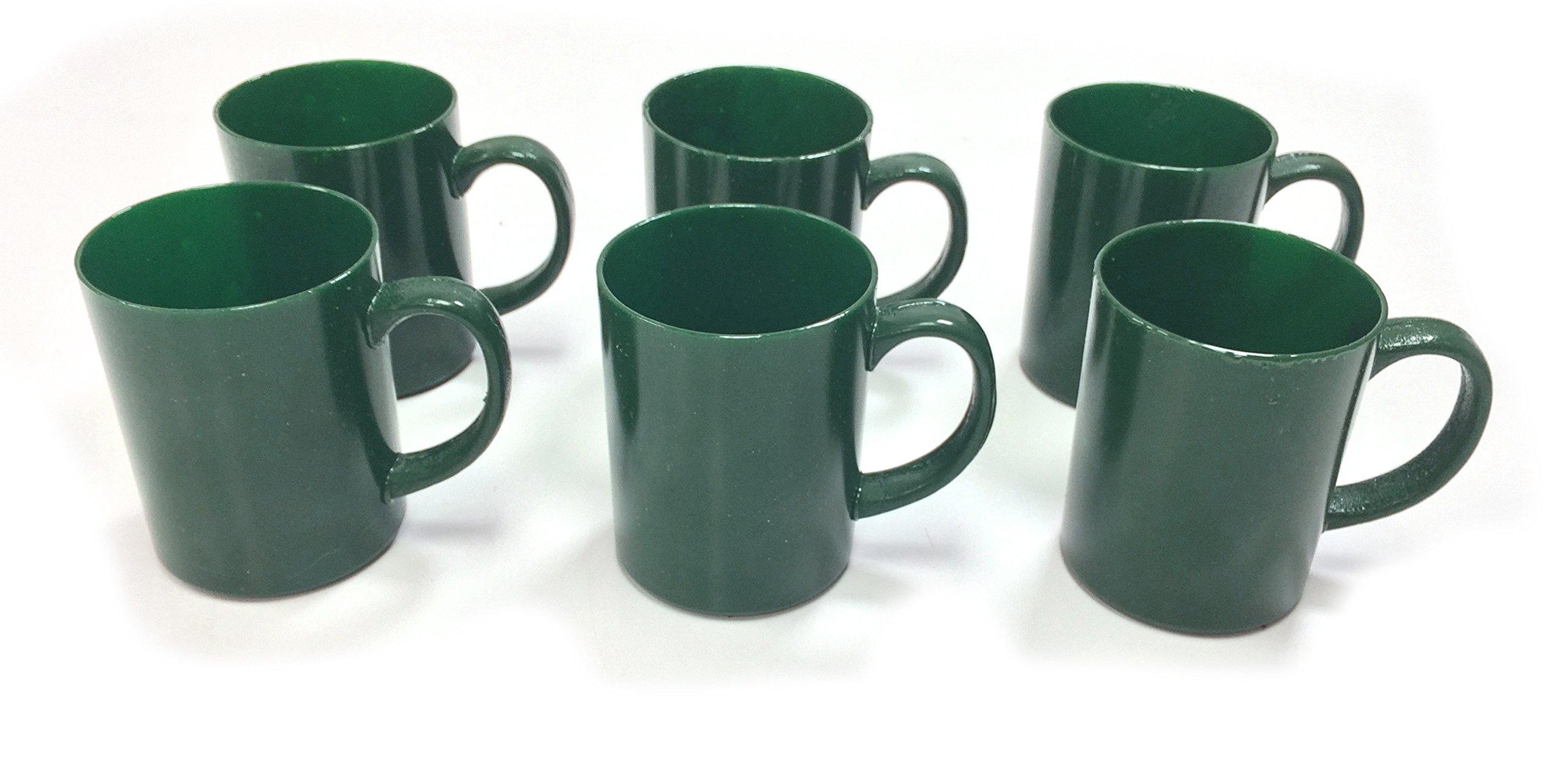 SMASHProps 6 pc. Green Breakaway Mugs Discount Set by NewRuleFX (Image #2)