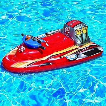 Amazon com: Spring & Summer Toys Banzai Motorized Wave Cruiser Pool