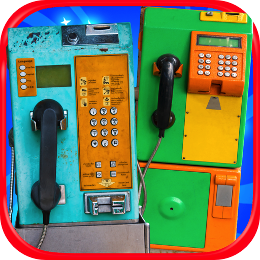 Payphone Simulator 2 - Retro Pay Phones, Rotary Phones & 1980s Public Phone FREE (Mobile Total Call)