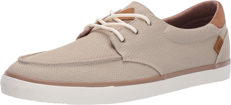 REEF Men's Deckhand 3 Tx Sneaker
