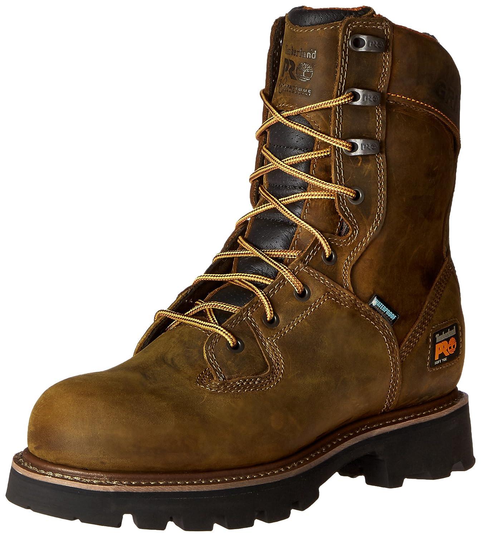 Timberland PRO メンズ Brown Distressed Leather 13 D(M) US 13 D(M) USBrown Distressed Leather B013GBLDYQ