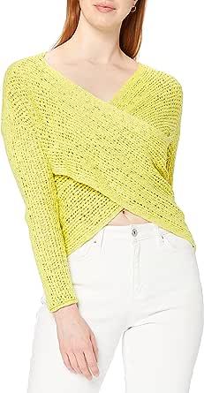Joe Browns Women's Crossover Jumper Pullover Sweater
