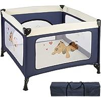 TecTake Parque para bebé Cuna Infantil de Viaje