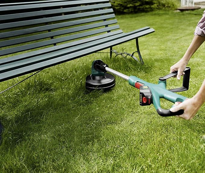 Bosch Home and Garden 0.600.8A5.E00 Bosch Cortabordes de batería ...
