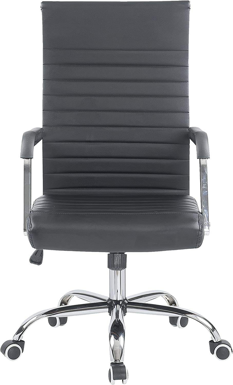 Amazon Com Porthos Home Teagan Office Chair Black Furniture Decor