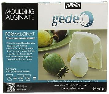 Pébéo Gedeo - Algín para moldeado (500 g)
