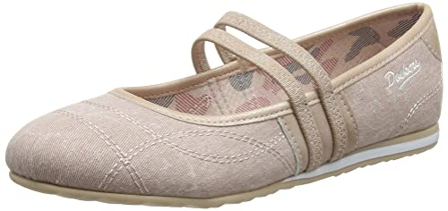 Womens 40be201-706760 Closed Toe Ballet Flats Dockers by Gerli Tl3DLDp6a