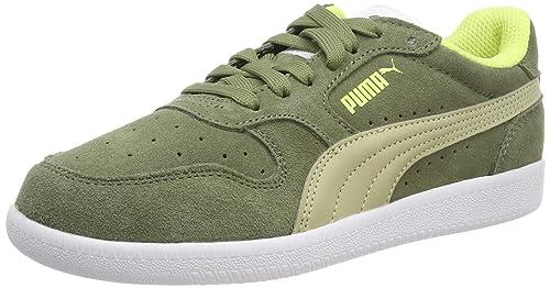 75975ae4c09 Puma Unisex-Kinder Icra Trainer Sd Jr Sneaker: Amazon.de: Schuhe ...