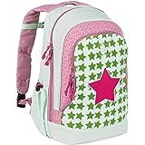 Lässig Mini Backpack Big Kinderrucksack Kindergartentasche, 32 x 18x 42 cm, Starlight magenta