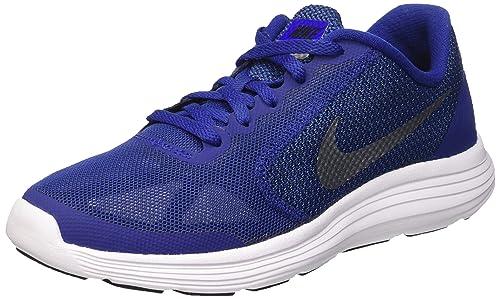 0825bdf8f6a Nike Revolution 3 (GS) Scarpe da Ginnastica