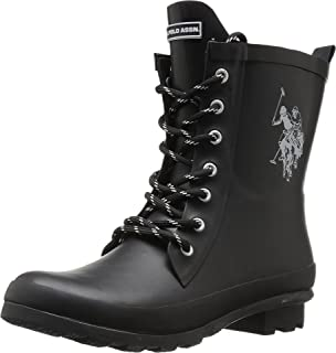 Amazon.com | U.S. Polo Assn.(Women's) Women's Abbey Winter Boot ...