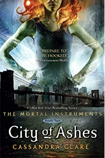 City of Bones  The Mortal Instruments Series     Nerdy But Flirty