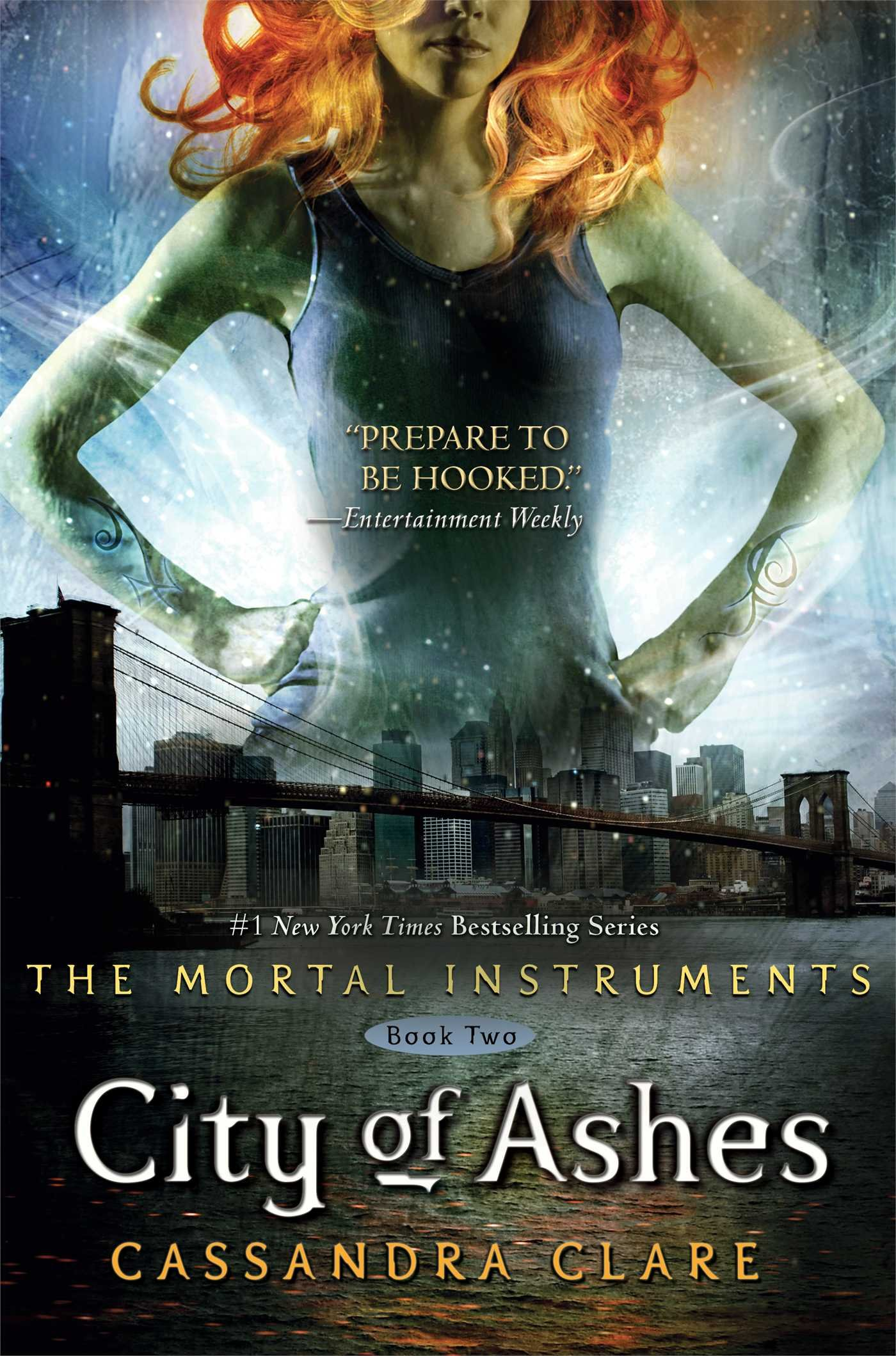 City Of Ashes  The Mortal Instruments Band 2