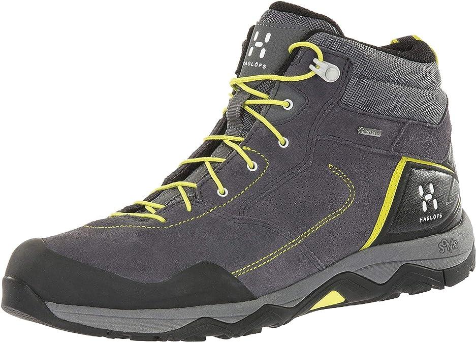 Haglöfs Roc Claw Mid GT, Botas de Senderismo para Hombre, Negro (Magnetite/Star Dust 3u6), 40 EU: Amazon.es: Zapatos y complementos