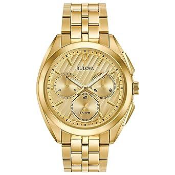 1a00ee453 Amazon.com: Bulova Dress Watch (Model: 97A125): Watches