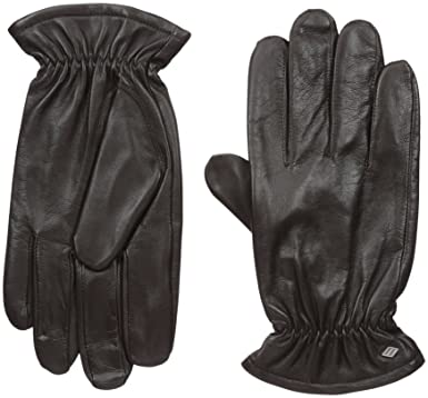 f8e6a167f530d Joseph Abboud Men s Fine Leather Gloves with Melange Fleece Lined Interior