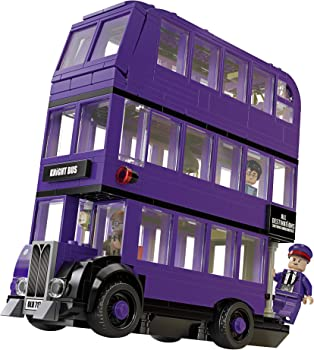LEGO Harry Potter and The Prisoner of Azkaban Knight Bus Building Kit