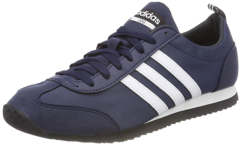 adidas Vs Jog, Zapatillas Para Hombre 44 2/3 EU|Azul (Maruni / Ftwbla / Negbas 000)