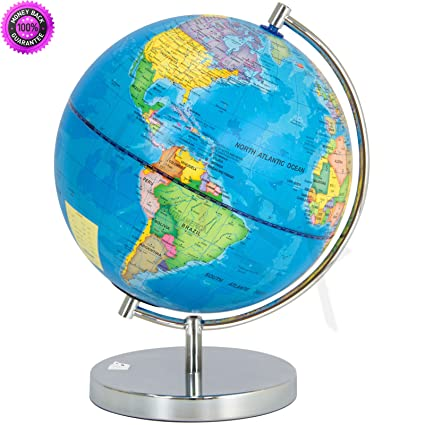 Amazon dzvexkids 2 in 1 world globe day night constellation dzvexkids 2 in 1 world globe day night constellation view with led lights and gumiabroncs Choice Image