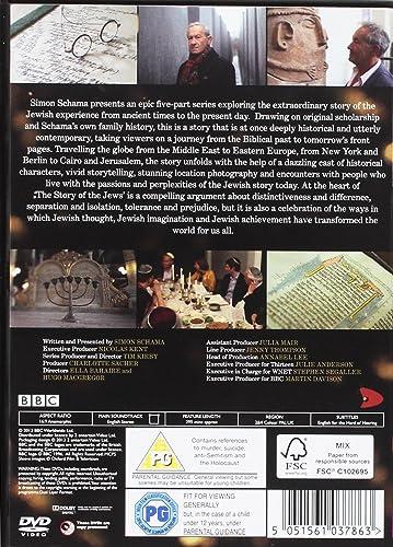 Story of the Jews [Reino Unido] [DVD]: Amazon.es: Simon ...