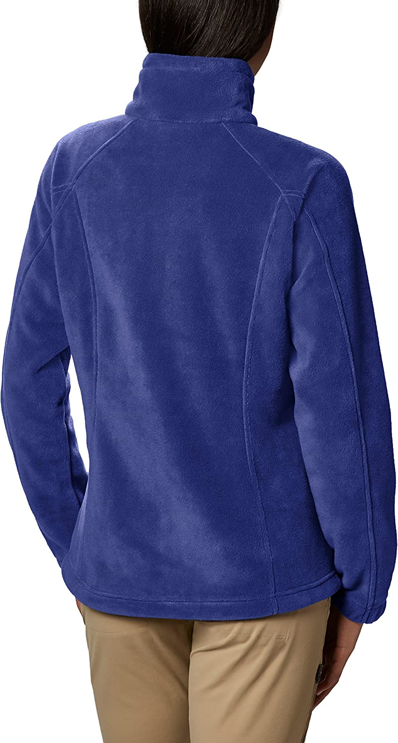 Columbia Benton Springs Classic Fit Full Zip Soft Fleece Jacket Veste Polaire Femme Dynasty
