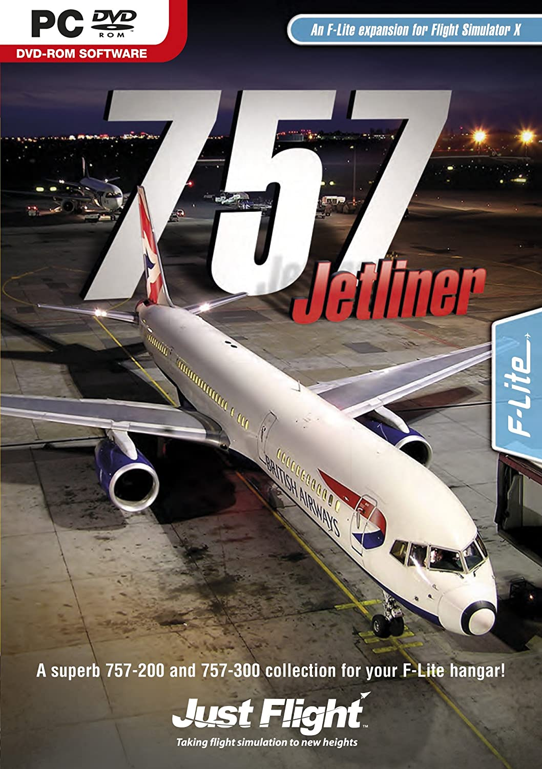 757 Jetliner English (PC DVD): Amazon co uk: PC & Video Games