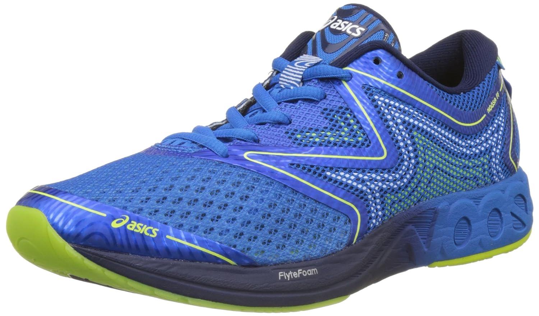 Asics Noosa FF, Zapatillas de Gimnasia para Hombre 44 EU|Azul (Electric Blue / Peacoat / Energy Green)