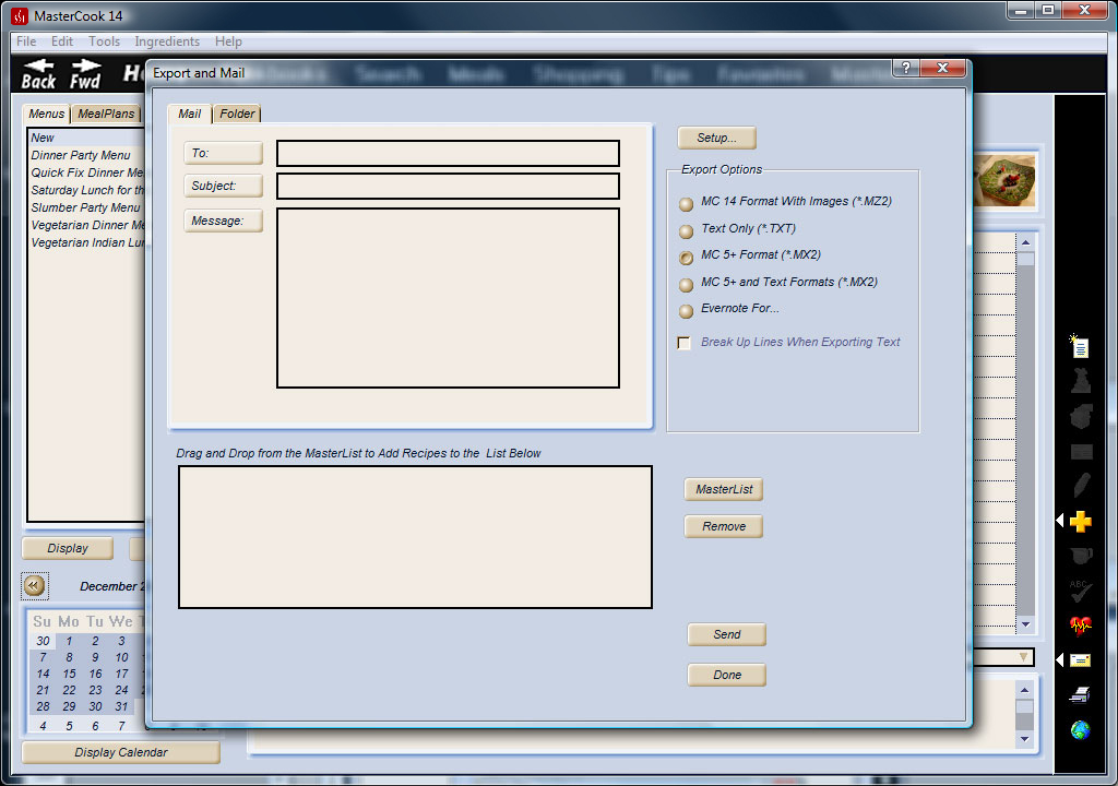 Resultado de imagen para Individual Software MasterCook 15