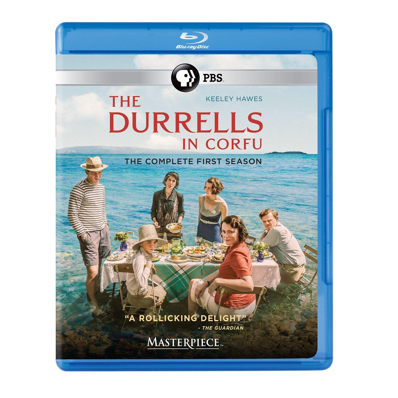 Masterpiece: Durrells in Corfu [Blu-ray]