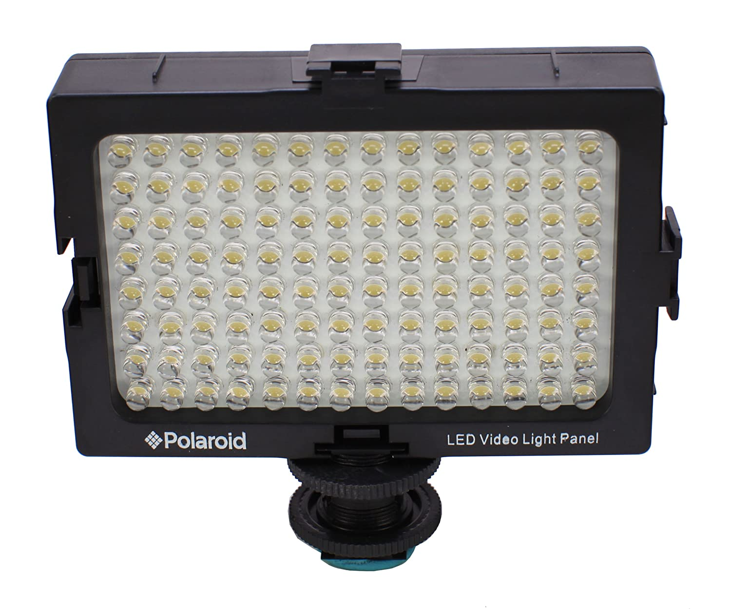 Polaroid Studio Series Plled54 Dimmable112 Led Video Light Panel Color Correcting Leds W Brightness Dimmer