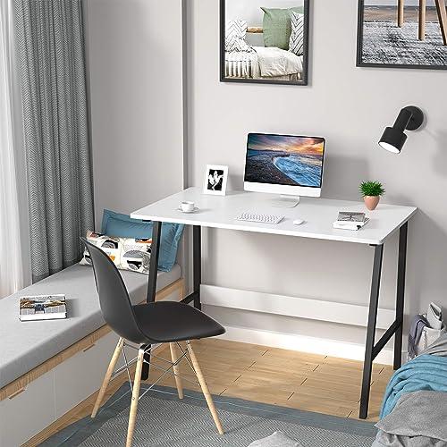 Deal of the week: Homfio Computer Desk 39 Inch Modern Sturdy Writing Desk