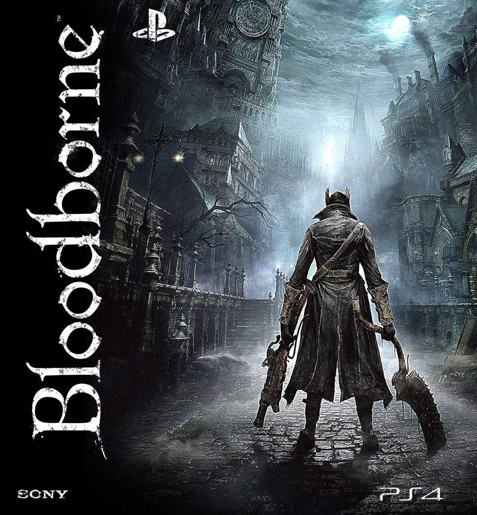 Skin PS4 WhiteP HD BLOODBORNE - limited edition DECAL COVER ADHESIVO playstation 4 SONY BUNDLE: Amazon.es: Videojuegos