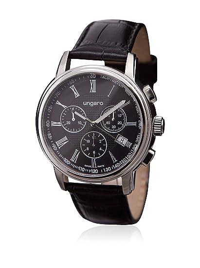 Ungaro Reloj Luca Negro