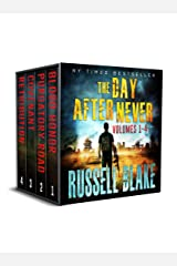 The Day After Never Bundle (First 4 novels) Kindle Edition