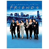 Friends: The Complete Series DVD