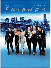Friends: The Complete Series (25th Anniversary/RPKG/DVD)