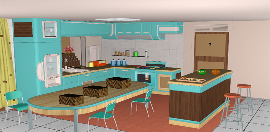 Amazon Com 3d Escape Games Puzzle Kitchen Appstore For Android