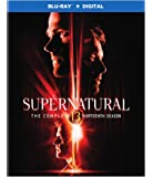 Supernatural: The Complete Thirteenth Season (BD) [Blu-ray]