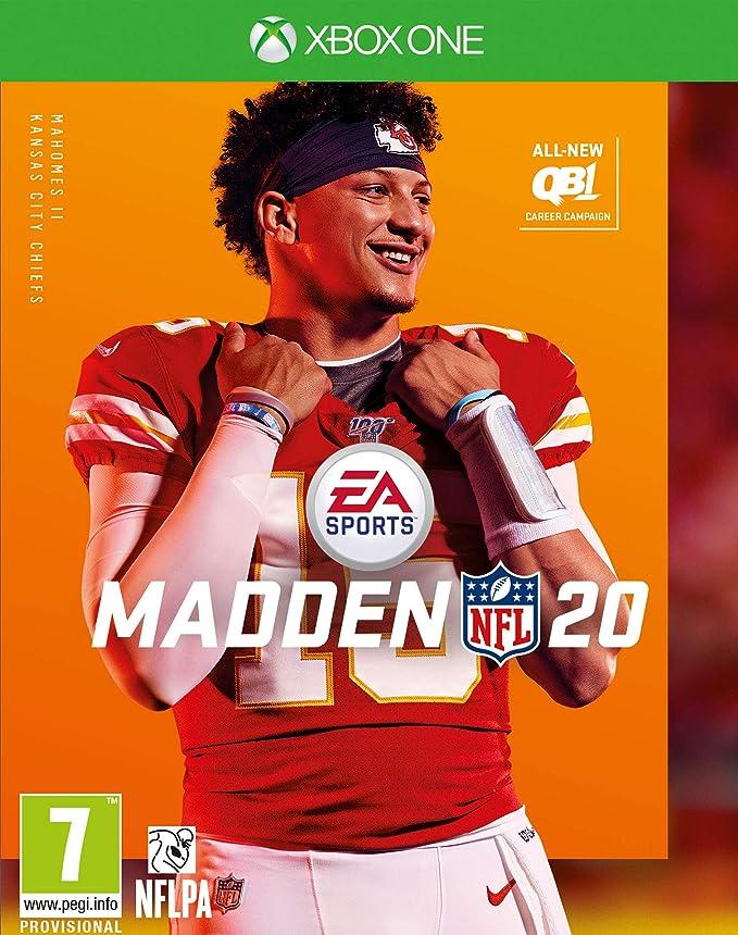 Madden NFL 20 - Xbox One [Importación inglesa]