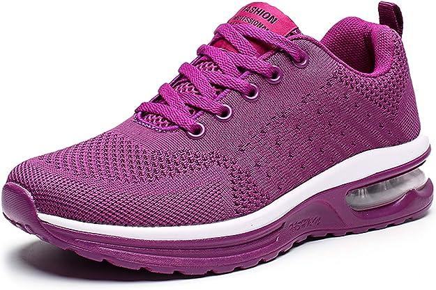 GAXmi Sneakers Damen Lila Violett