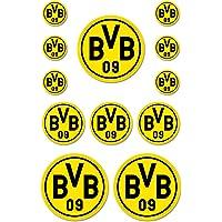 BVB 09 BVB-Aufkleberkarte
