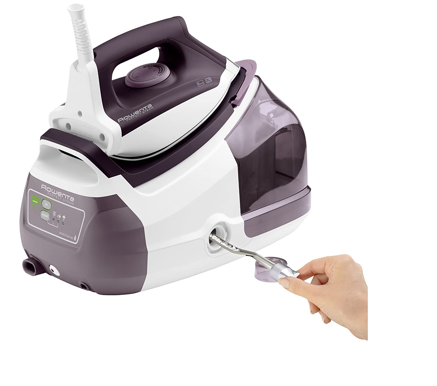 Cleaning rowenta pressure iron and steamer - Cleaning Rowenta Pressure Iron And Steamer 12
