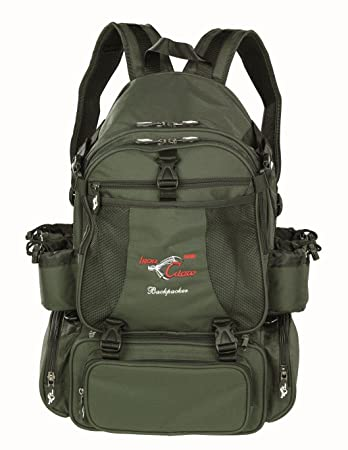 Iron Claw Backpacker Rucksack